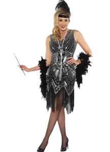 Women Gatsby style Costume