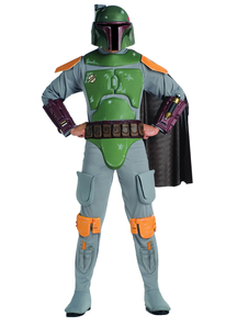 Star Wars Boba Fett Adult Costume