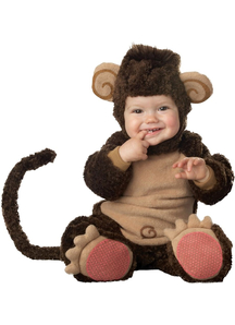 Adorable Monkey Infant Costume