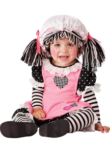 Baby Doll Toddler Costume
