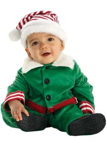 Baby Elf Toddler Costume