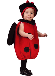 Baby Lady Bug Infant Costume
