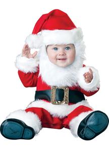 Baby Santa Infant Costume