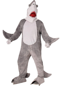 Big Shark Adult Costume