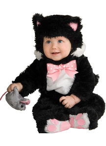 Black Kitty Toddler Costume