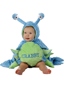 Blue Crab Infant Costume