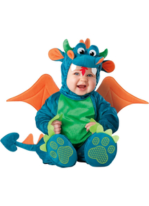 Bright Dragon Infant Costume