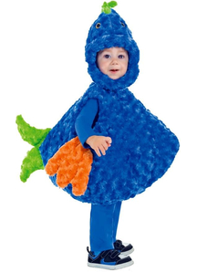 Bright Fish Toddler Costume