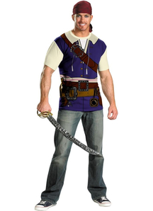 Captain Sparrow Adult Plus Size Costume