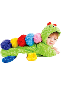Caterpillar Toddler Costume