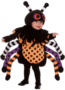 Charming Spider Toddler Costume