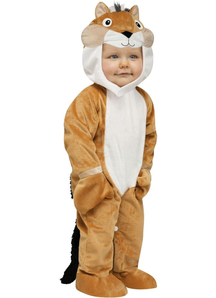 Chipmunk Infant Costume