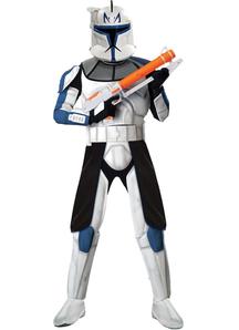 Clonetrooper Rex Adult Costume
