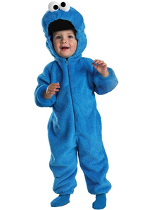 Cookie Monster Sesame Street Toddler Costume