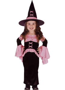 Cool Witch Toddler Costume