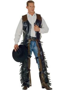 Cowboy Costume Adult