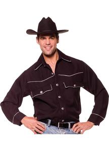 Cowboy Shirt Adult