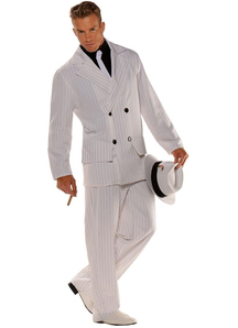 Criminal Gangster Adult Costume