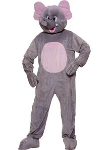 Cute Elephant Adult Costume