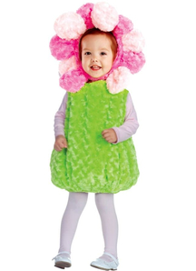 Cute Flower Toddler Costume