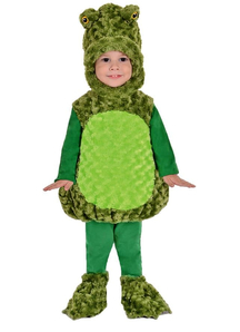 Cute Froggy Toddler Costume