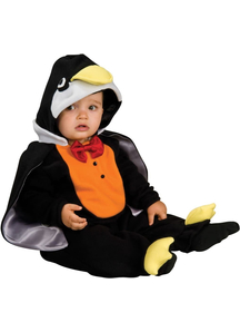Cute Penguin Infant Costume