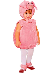 Cute Pig Toddler Costume