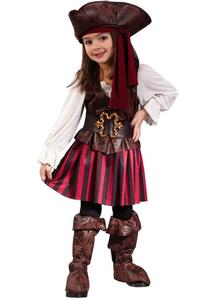 Cute Pirate Toddler Costume