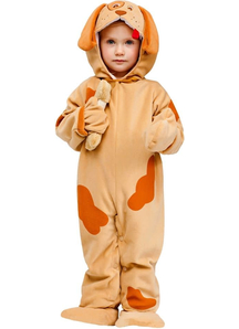 Cute Puppy Toddler Costume