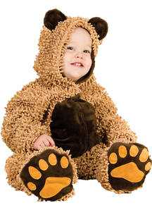 Cute Teddy Bear Infant Costume