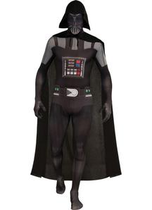 Darth Vader Skin Suit Adult