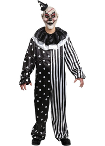 Dead Clown Adult Costume