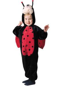 Dear Ladybug Toddler Costume