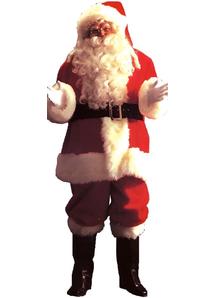 Deluxe Santa Adult Costume