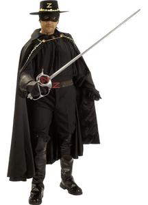 Deluxe Zorro Adult Costume