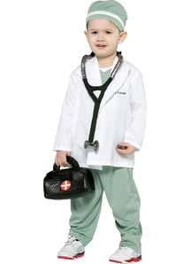 Doctor Toddler Costume