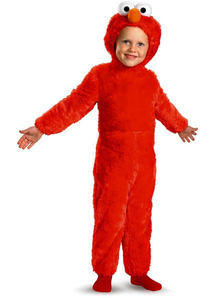 Elmo Sesame Street Toddler Costume