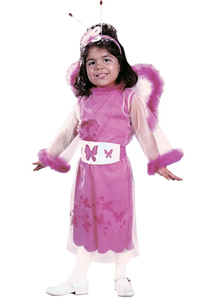 Feather Butterfly Toddler Costume