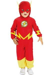 Flash Toddler Costume