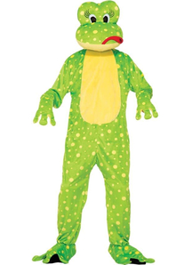 Freddy Frog Adult Costume