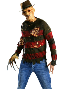 Freddy Krueger Adult Sweater
