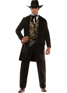 Gambler Adult Costume