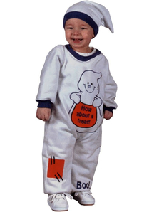 Ghost Infant Costume