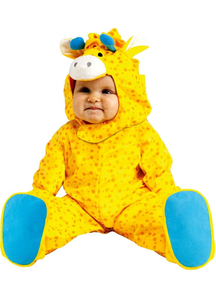 Girafe Toddler Costume