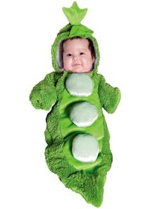 Green Pod Toddler Costume