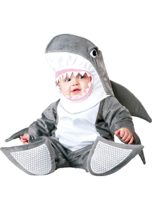 Grey Shark Infant Costume