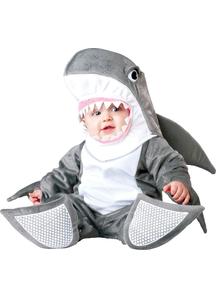 Grey Shark Infant Costume