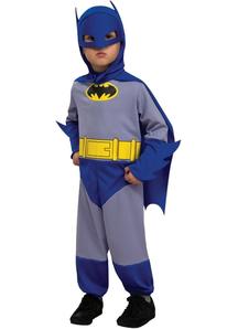 Halloween Batman Toddler Costume