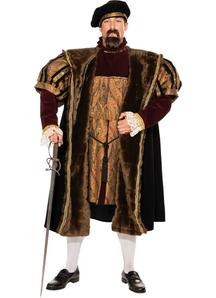 Henry Viii Adult Costume