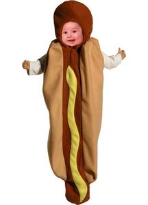 Hot Dog Infunt Bunting